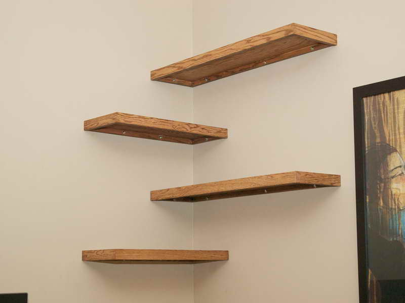 40 Diy Floating Shelves Ideas Best Of DIY Ideas Extraordinary How Are Floating Shelves Attached