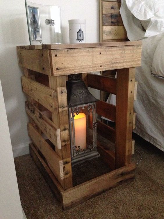 22 nightstand ideas for your bedroom best of diy ideas Night table ideas