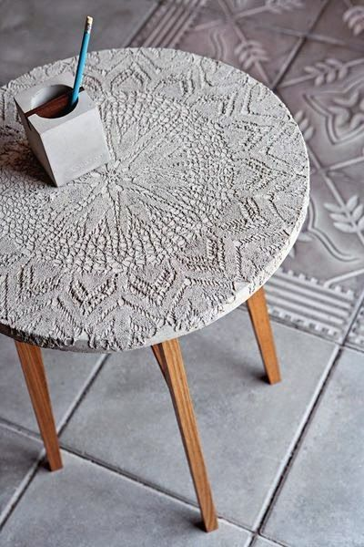 19 Diy Chic Concrete Projects