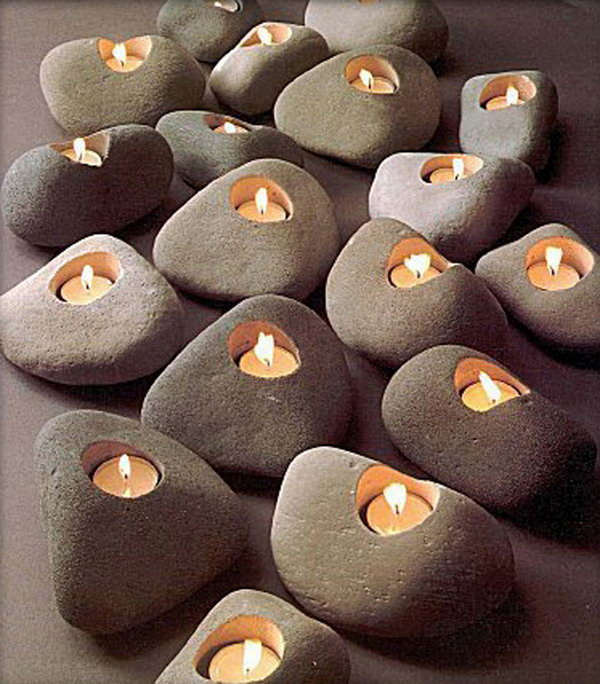 18 Diy Projects Using Pebbles