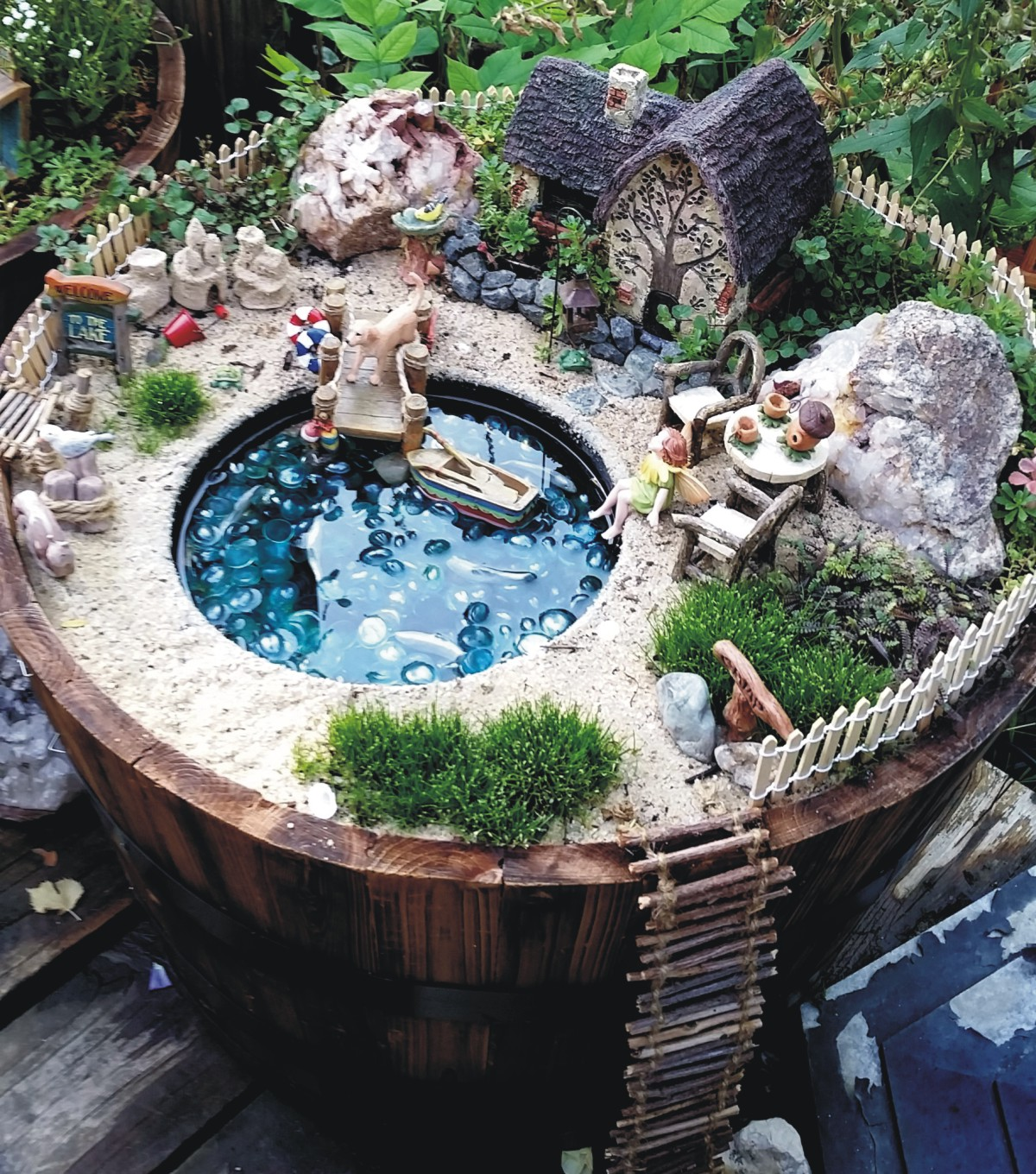 22 amazing fairy garden ideas one should know best of for Ideas for your garden