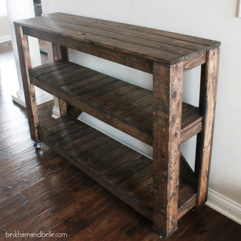 15 Entrance Hall Table Styles To Marvel At: 18 Console Table Ideas