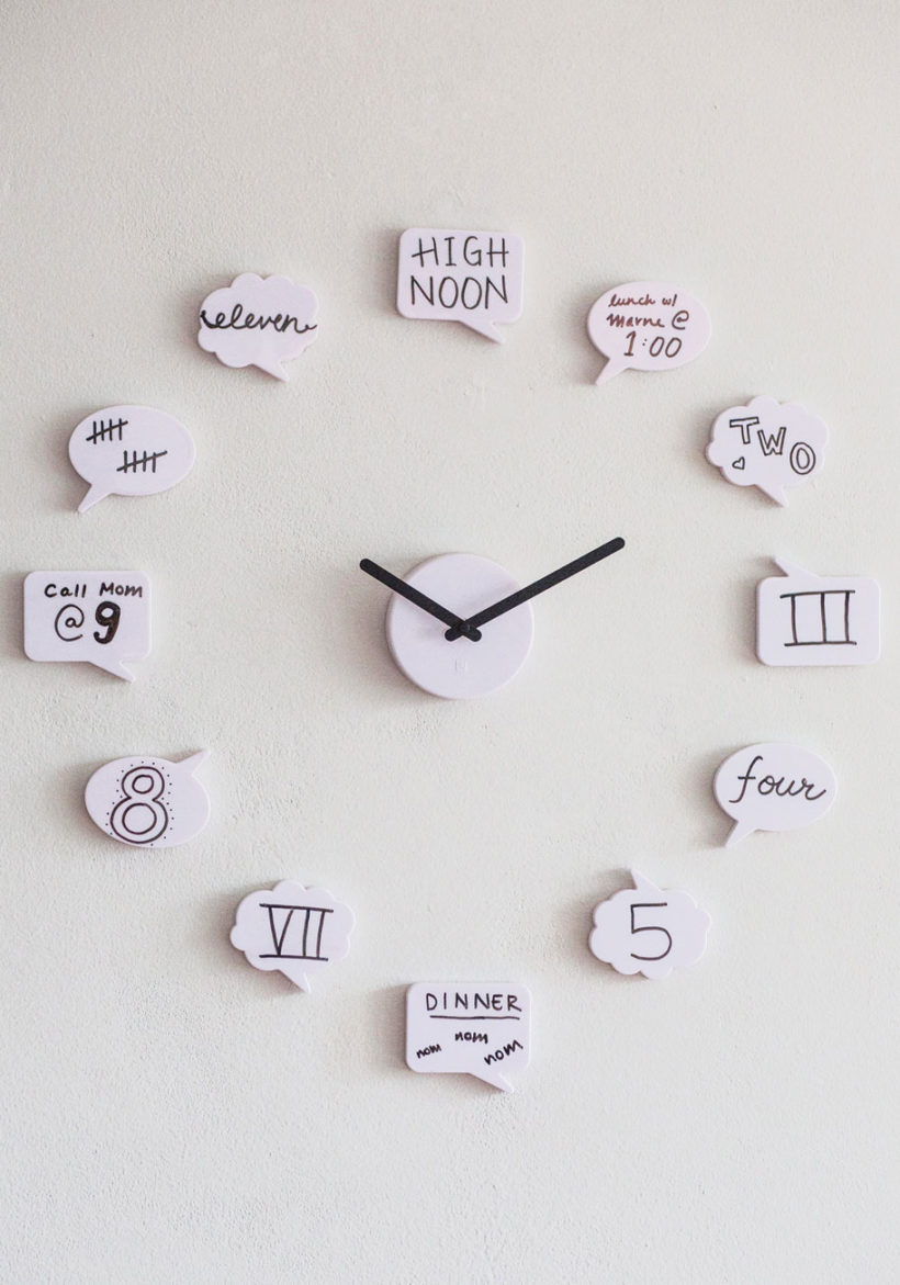 19 Beautiful Diy Wall Clock Ideas Best Of Diy Ideas