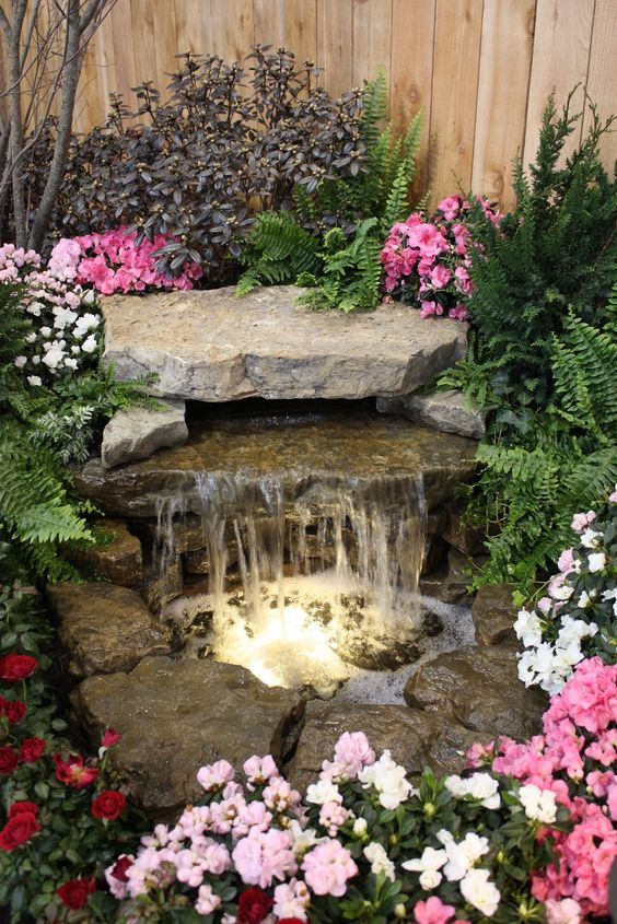 15 Fountain Ideas For Your Garden Best Of Diy Ideas