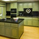 Choosing Green kitchen design ideas