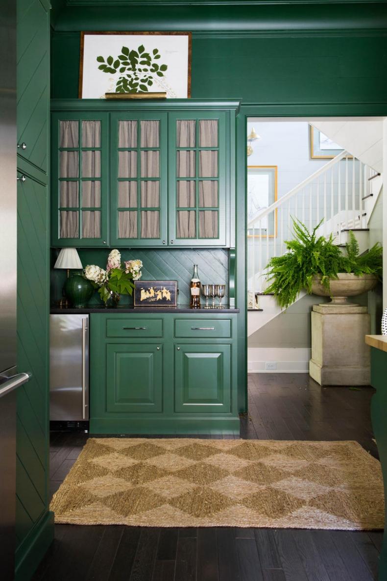 green kitchen design ideas (10)