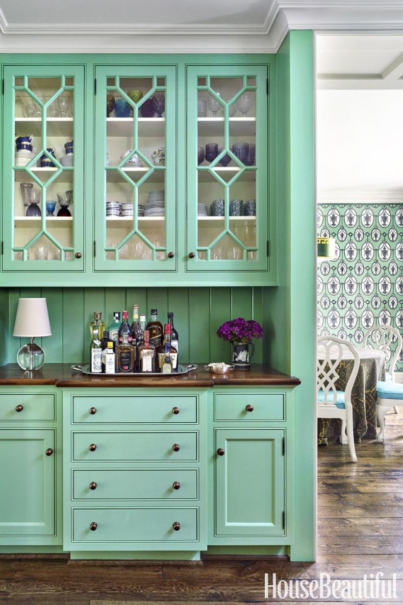 green kitchen design ideas (7)