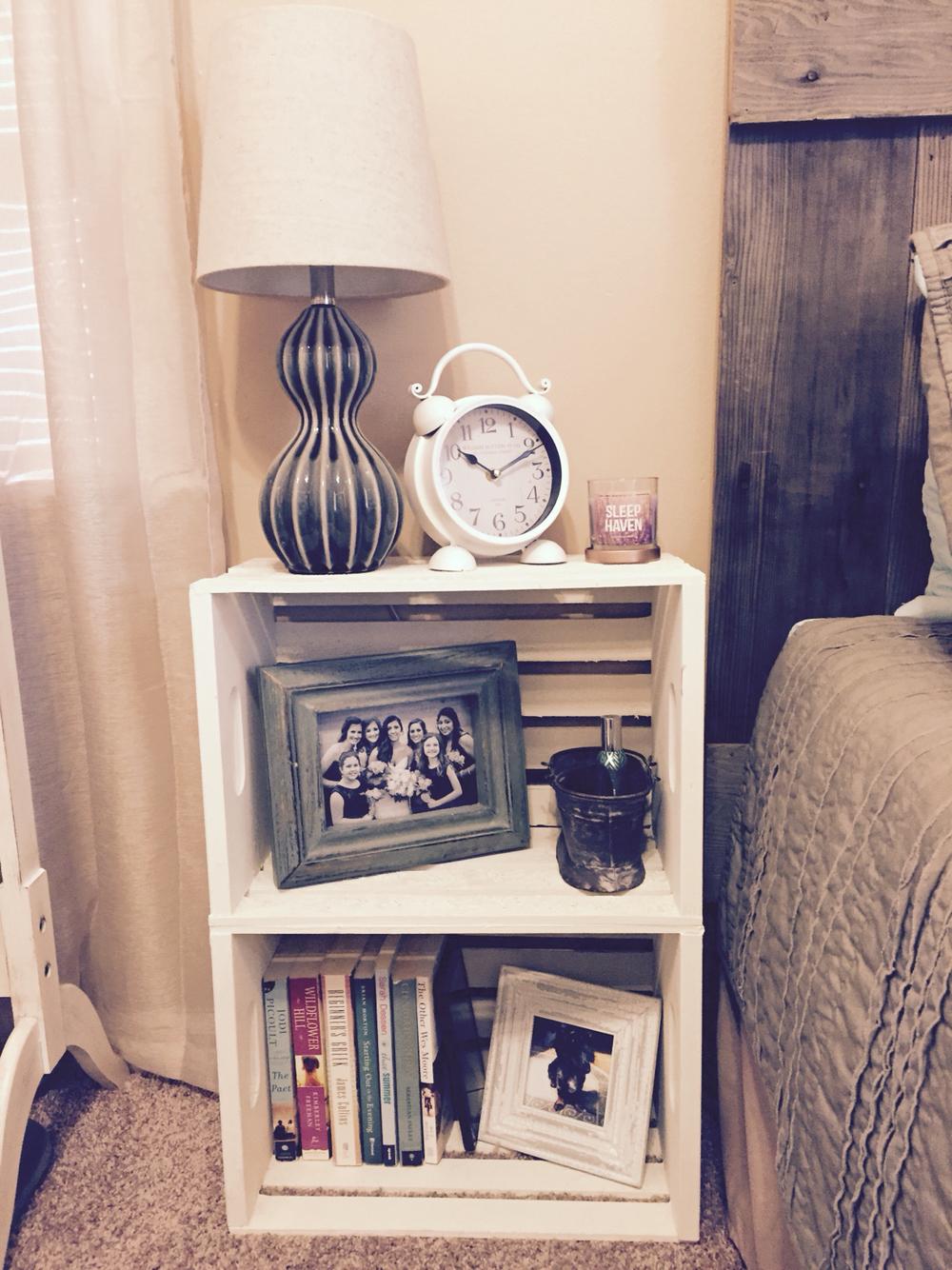 22 nightstand ideas for your bedroom - best of diy ideas Nightstand Design Ideas
