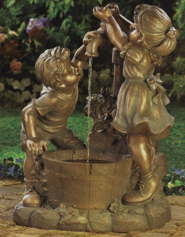 15 Fountain Ideas For Your Garden - Best of DIY Ideas on Fountain Design Outdoor id=64360