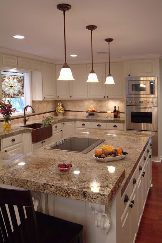 Magnificent Kitchen island ideas with stove - Best of DIY ...
